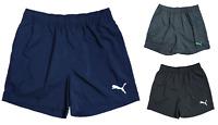 PUMA Herren Shorts Sporthose Freizeithose Blau Schwarz Grau Gr. S M L XL XXL