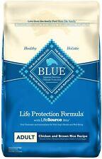 Blue Buffalo Life Protection Formula Natural Adult Dry Dog Food Chk & Brown Rice