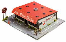 1/32 Slot Car Diner Fits Carrera, Scalextric, Strombecker, Eldon, Lionel