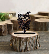 Wedding Table Centerpiece Butterflies Table Number Decoration.