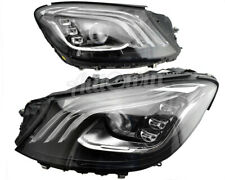 MERCEDES BENZ S CLASS W222 FL FULL LED HEADLIGHT RIGHT AND LEFT SIDE GENUINE NEW