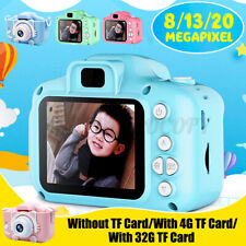 1080P 2.0'' LCD Children Digital Camera Video Recorder Kids Toys Camcorder Xmas