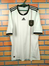 Germany Jersey 2010 2012 Home L Shirt Adidas Football Soccer
