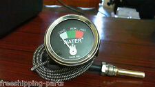 """IH / Farmall Water Tractor Temperature Gauge with 72"""" Capillary"""