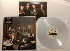 DNCE Self Titled LP joe jonas brothers.maroon 5.one direction CLEAR VINYL NEW