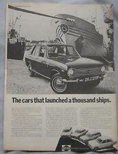 1968 Datsun Original advert