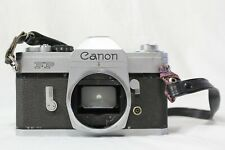 Vintage Canon FP Film Camera Body Only 35mm SLR Retro
