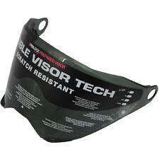 Caberg Stunt Dark Smoke Motorcycle Helmet Visor Shield Tinted Racing Track Race