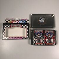 NASCAR 1998 50th Anniversary Numbered Limited Edition Collector Tin Playing Card