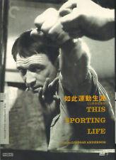 This Sporting Life / Richard Harris , Karel Reisz  2 sets DVD-9
