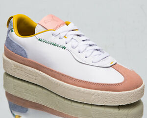 Puma x Kidsuper Studios Oslo-City Men's Women's Unisex White Peach Beige Shoes