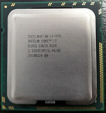 Free Shipping Intel Core i7 975 CPU/Extreme Edition/ LGA 1366/3.33GHz/8MB L3/X58