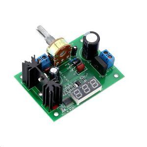 LM317 Adjustable Voltage Regulator Step down Power Supply Module + LED Voltmeter