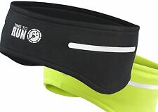 NEW Time to Run Thermal Reflective Running Skiing Cycling Headband Ear Warmer