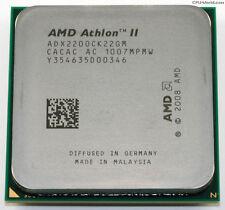 AMD Athlon II X2 220, AM2+ AM3, 2,8 GHz, FSB 2000, 1 MB L2, ADX220OCK22GM, 65 W