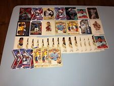 Carlos Zambrano Lot of 36 (Inserts, Base, Parallels) 15 Different Cards