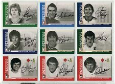 2009-10 ITG 1972 The Year In Hockey Autographs  #AJGG Jean-Guy Gendron