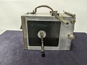 35mm Motion Picture Camera Hand Cranked Andre Debrie Parvo Circa 1920's