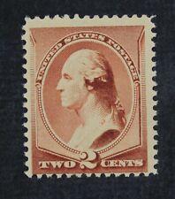 CKStamps: US Stamps Collection Scott#210 2c Washington Mint NH OG