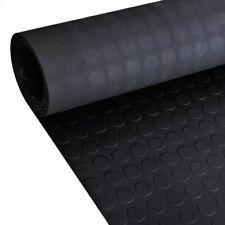 vidaXL Alfombrilla Antideslizante Diseño con Puntos Negro Diferentes Tamaños