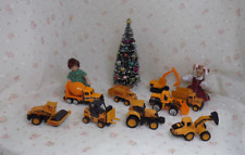 Miniature Construction Vehicles. Miniature Dollhouse Toys. Train Layout Upgrades