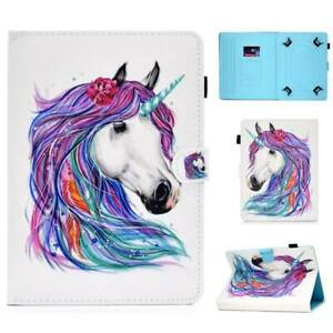 For 10 Inch Tablet PC Universal Shockproof Flip PU Leather Kids Case Cover Stand