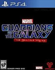 Marvel's Guardians of the Galaxy: The Telltale Series (Sony PlayStation 4, 2017)