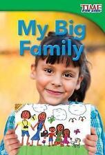 Il MIO GRANDE FAMIGLIA (Libreria vincolato) (tempo per i bambini SAGGISTICA lettori) da dona RISO