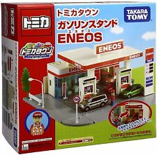 TAKARA TOMY Tomica Tomica Town gas station (ENEOS) New