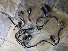 1975-77 Honda CB400F SS Complete Electrical Harness Coil cables # FREE GUIDE !