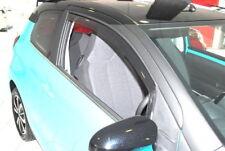 New Peugeot 108 (3 Door Only)Set of 2 Air Wind Deflectors New Genuine 1611292180