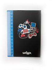 Smiggle Mini Notebook Video Game Black Game Over A6 Stocking Filler