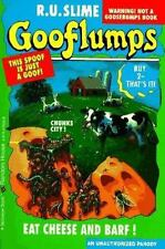 Eat Cheese and Barf!  (Gooflumps #4 12)