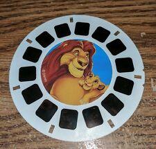 THE LION KING DISNEY FISHER PRICE VIEW-MASTER REEL 33095 - 6039 RARE MOVIE HTF
