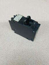 Q2020NC Siemens 20/20 Amp 120/240 V Molded Case Circuit Breaker NEW