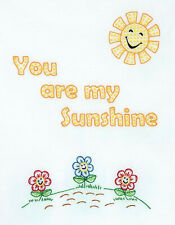 Cross Stitch & Embroidery ~ Jack Dempsey Needle Art Sunshine Sampler #181-925