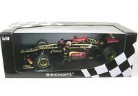 Lotus Renault E21 No.7 K. Räikkönen - Winner Australia GP 2013