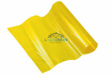 Yelllow Glossy 30x100cm Car Headlight Fog Rear Tail Wrap Tint Vinyl Film