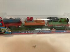Motorized Percy and Search Cars T4196 for Thomas and Friends Trackmaster Railway