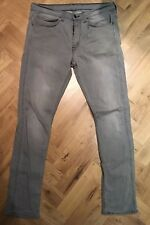 LEVI'S 510™ Grey Skinny Denim Jeans W34 L32
