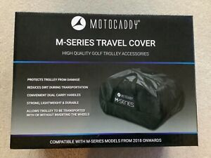 Motocaddy M-Series Travel Cover New in Box