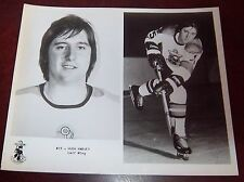 Baltimore Clippers hugh Harvey 1970's  from the Woody Ryan Collection