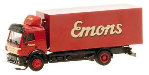 Faller 161584 Car System Truck MB Sk Emons # New Original Packaging ##