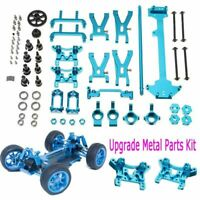 For 1/18 WLtoys A959 A979 A959B A979B RC Car Toys Metal Upgrade Kit Parts Blue