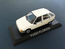 YUGO FLORIDA VOITURE 1/43 IXO IST - LEGENDARY CAR AUTO - BA63