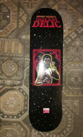 ⛩ the last DELIC skate deck NEW sealed size: 8.25