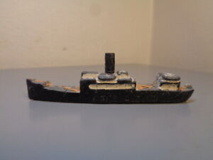 WIKING GERMANY VINTAGE 1930'S FERRY 1:1250 VERY RARE ITEM GOOD CONDITION