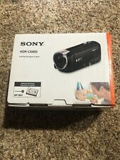 Sony HDR-CX405 Handycam Camcorder, New in Box