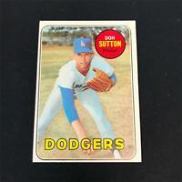 1969 Topps #216 DON SUTTON Los Angeles Dodgers NRMT *SR29