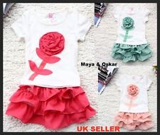 Unbranded Floral Clothing (0-24 Months) for Girls